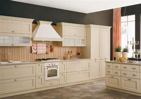 Custom Wood Kitchen Cabinets by