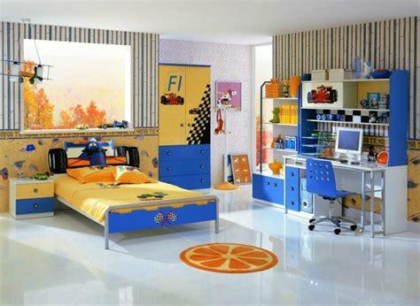 Kinderzimmer Junge Orange by 1001 Ideen F 252 R Kinderzimmer Junge Einrichtungsideen