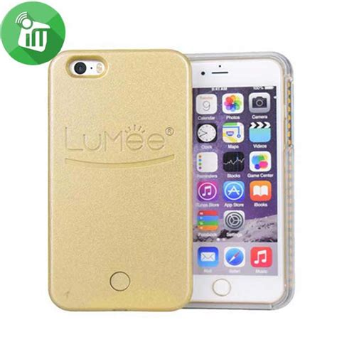 Lumee Light Iphone 5 5s lumee led lighting selfie for apple iphone 5 5s se