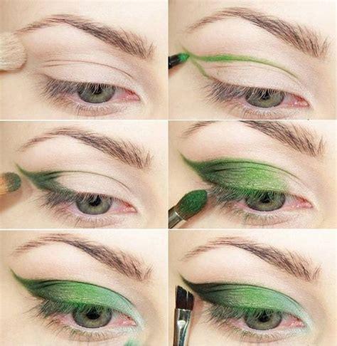 cat eyeliner tutorial step by step summer makeup trends 2014 modern magazin