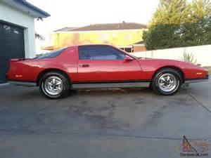 V8 Pontiac 1986 Pontiac Firebird V8 305 Not Chevrolet Motor Pontiac