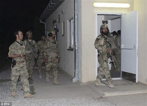 special boat service afghanistan afghan forces and uk sbs commandos recapture areas of
