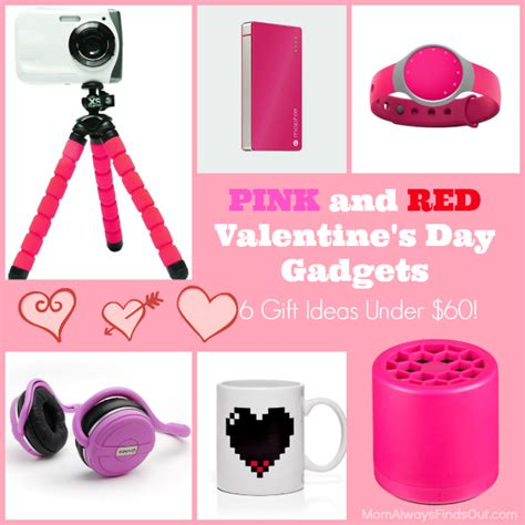tech gadget gifts gift ideas for geeks pink and gadgets