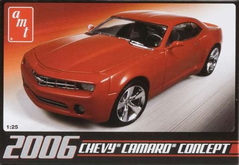 2006 chevy camaro for sale amt 2006 chevy camaro concept model kit