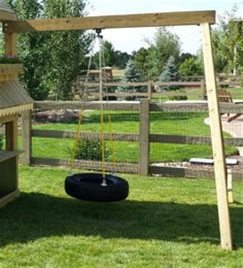 tire swing frame plans timber frame swing set plans woodworking projects plans