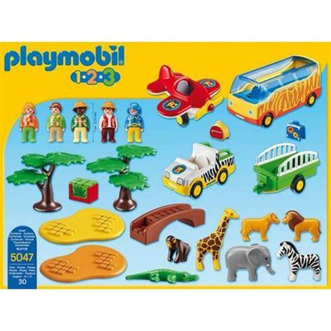 playmobil safari huis goedkoop playmobil 1 2 3 grote safari 5047 kopen bij