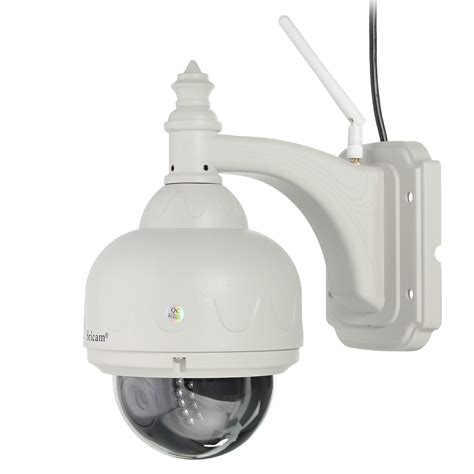 sp015 outdoor wireless wifi 720p hd ip network pt cctv