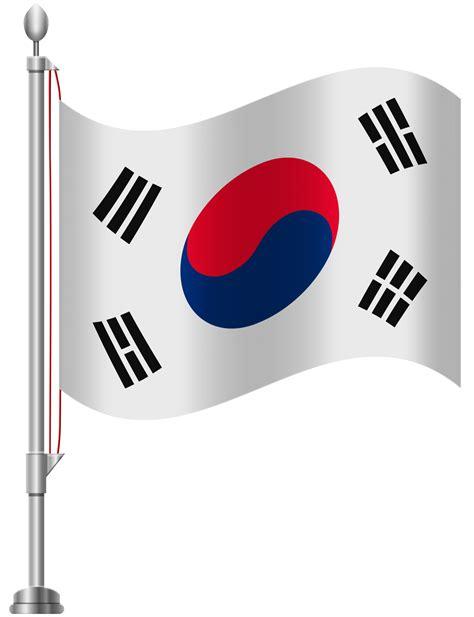 clipart korean south korea flag png clip art