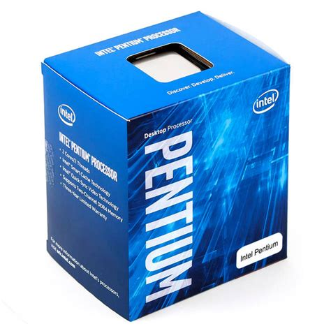 Intel G4400 Box 3 3ghz Socket 1151 Trycomp intel pentium g4400 dual skylake processor 3 3ghz 8