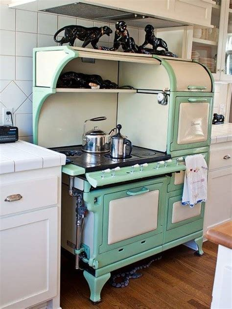 old fashioned kitchen appliances top 10 coolest vintage kitchens old fashioned families
