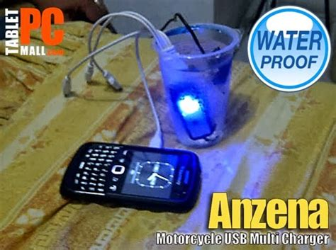 Obral Anzena Alat Carger Untuk Motor tablet pc mall tempat belanja smartphone tablet pc