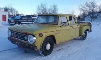 working classic 1967 dodge d200 crew cab