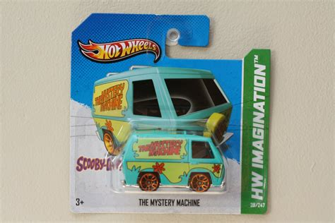 Wheels The Mystery Machine 2012 wheels 2012 hw premiere the mystery machine