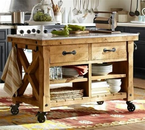 Kitchen Island On Wheels South Africa by Transportable K 252 Cheninsel Designs