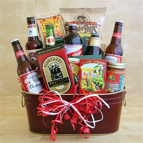 gift basket for him ten diy valentine s day gifts for him and as