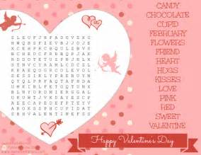 Free valentine s day word search printable from sweet bella roos