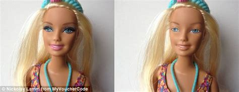design a doll to look like you online barbie and friends go natural for new digital makeunder
