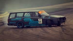 Drift Volvo 240 Volvo Wagon Drifting Gallery