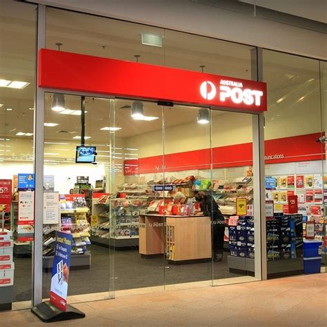 australia post stores top ryde city shopping centre