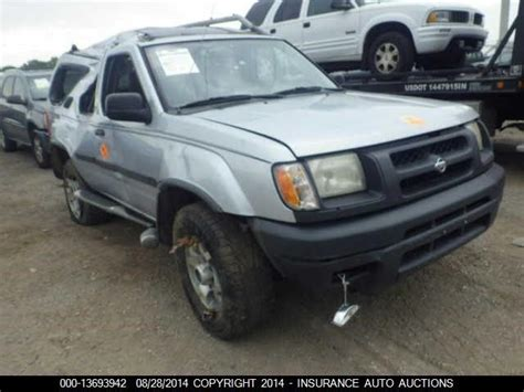 2000 Nissan Frontier Parts by Used 2000 Nissan Frontier Transmission Frontier