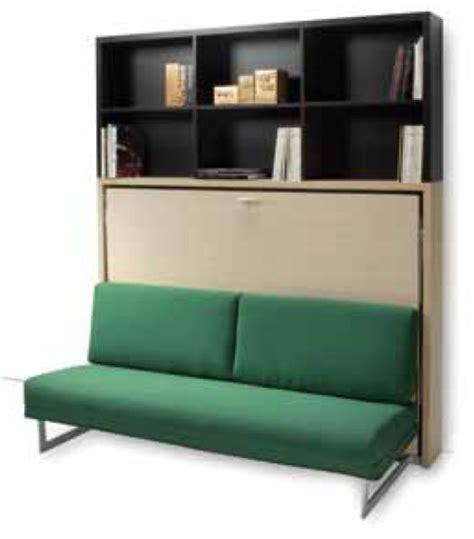 mobile letto mobile letto a scomparsa houdini con divano