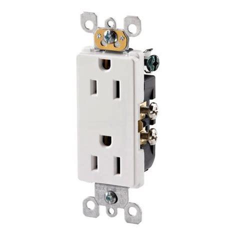 decora 15a 125v white duplex receptacle walmart ca