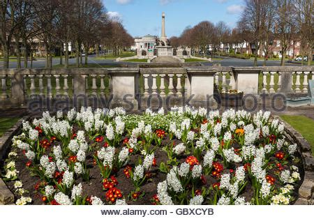 Hillsborough Memorial Gardens by Of Port Sunlight Hillsborough Memorial Garden