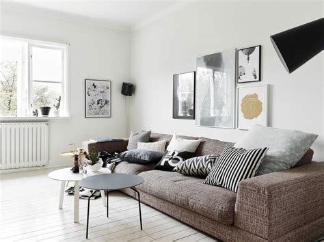 Scandinavian Homes Interiors Scandinavian Interior Design Apartment In Kungsladug 229 Rds Homedsgn