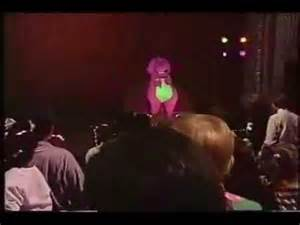 Barney And The Backyard In Concert by Barney In Concert Soundtrack Barney Theme Song