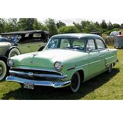 Ford Sedan 1953 Photographed In EssexJPG  Wikimedia