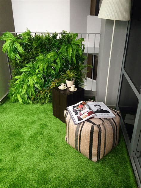 ways  liven   home  artificial greenery