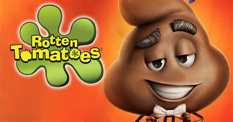 Emoji Rotten Tomatoes | emoji movie and dark tower vs rotten tomatoes