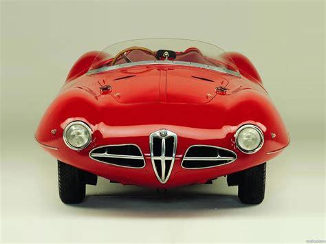 fotos de alfa romeo 1900 c52 disco volante spider 1952