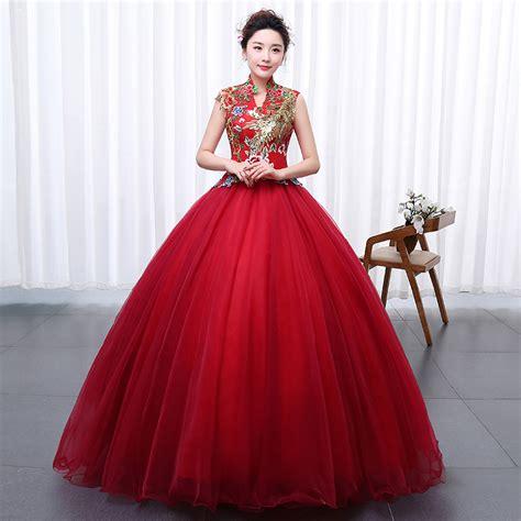 Wedding Dress Gaun Pengantin Brukat Korea High Neck tinggi leher wedding dress promotion shop for promotional