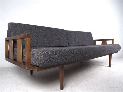 Mid Century Modern Daybed Unique Mid Century Modern Daybed Sofa At 1stdibs