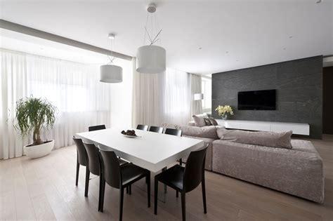 modern white apartment interior by alexandra fedorova an apartment in moscow by alexandra fedorova 4 homedsgn