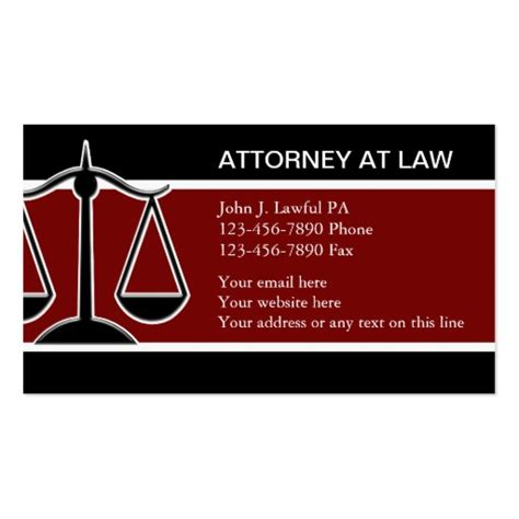 attorney business card template lawyer business card templates page25 bizcardstudio