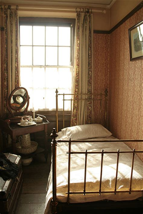 Decorating Ideas Period Homes A Fusty Edwardian Bedroom At Beamish Kathy Flickr