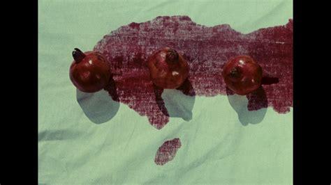color of pomegranates trevor reviews sergei parajanov s the color of