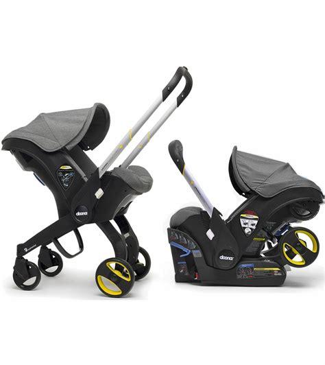 pram that turns into a car seat doona infant car seat grey