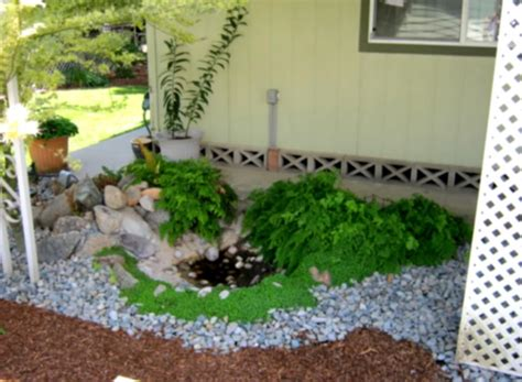 Garden Ideas Cheap How To Create Landscaping Ideas For Front Yard On A Budget Homelk