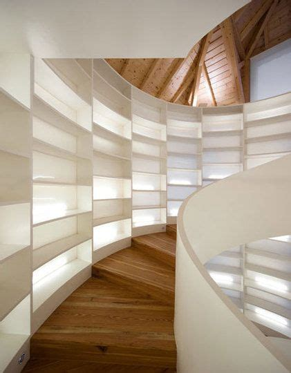 estanter as libros inspiraci 243 n escaleras de caracol inspiration spiral