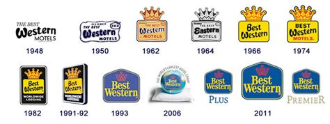 best estern brand new new logo and identity for best western by miresball