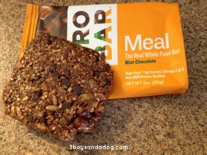 Top Meal Replacement Bars best meal replacement bars 3 boys and a