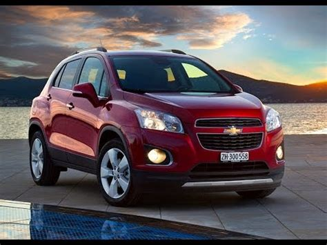 chevrolet trax dealer test drive  review youtube