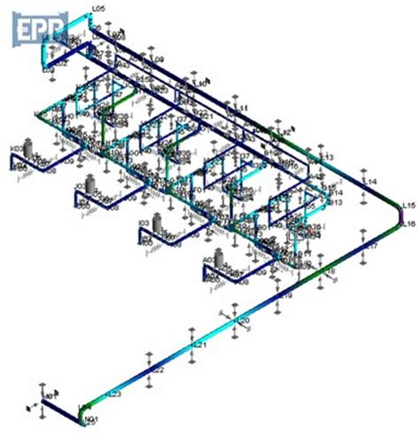 Pipe Stress by Engineered Piping Products Ltd Pipe Stress Analysis