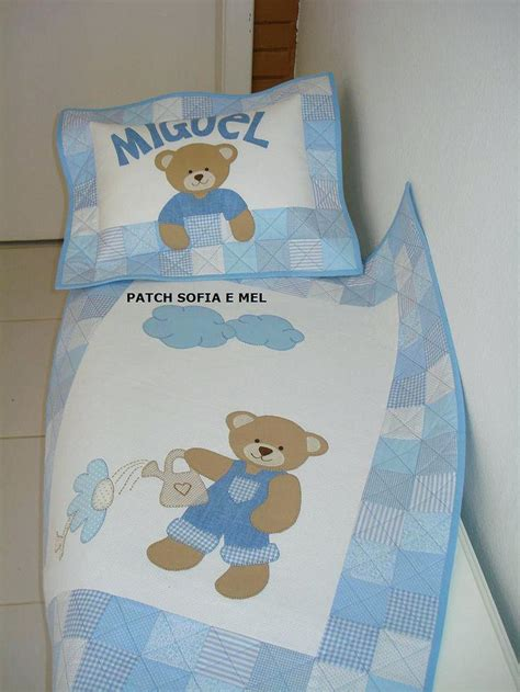 Baby Patchwork Quilt Patterns - applique baby quilts co nnect me