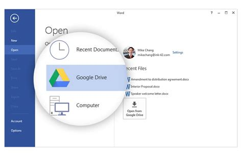 Drive Office by Drive Microsoft Office Plugin Now Available
