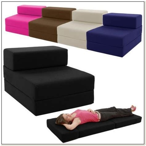 flip out chair bed 6 ft foam bean bag chair chairs home decorating ideas