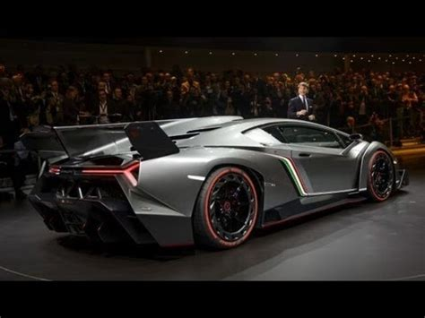 Veneno Lamborghini Owners New Lamborghini Veneno A 4 Million Supercar For Three